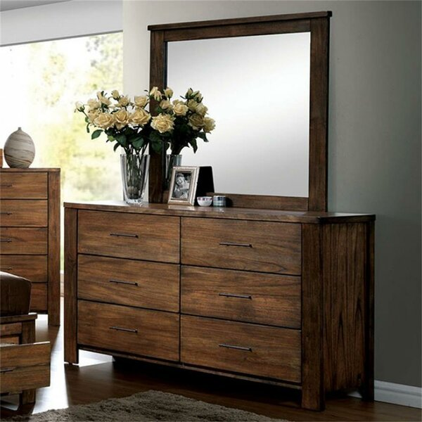 Oakley 6 Drawer Dresser by Foundry Select