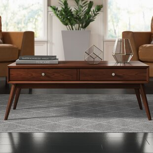 Norberg Coffee Table with Storage