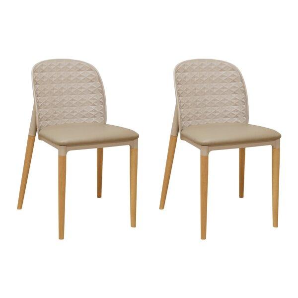 Gorden Upholstered Dining Chair (Set of 2) by Corrigan Studio