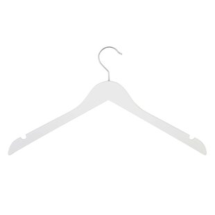 Comparison Wood Hanger (Set of 4) ByHoney Can Do