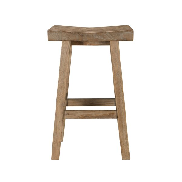 Kyler Wooden Bar & Counter Stool by Rosecliff Heights Rosecliff Heights