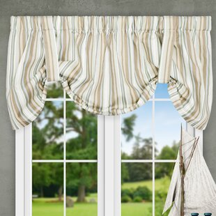 Tie Up Curtain Shade