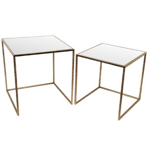 Jette 2 Piece Nesting Tables by Mercer41