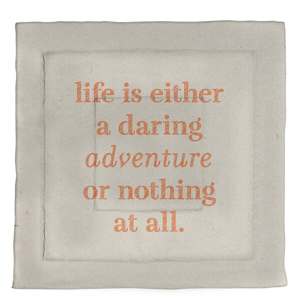 Life Adventure Single Reversible Comforter