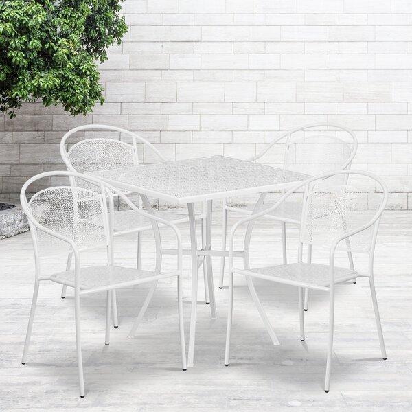 Alishia 5 Piece Dining Set by Zipcode Design