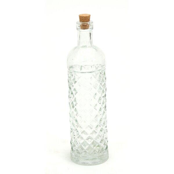 Gilcrease Decorative Bottle (Set Of 3) By Highland Dunes
