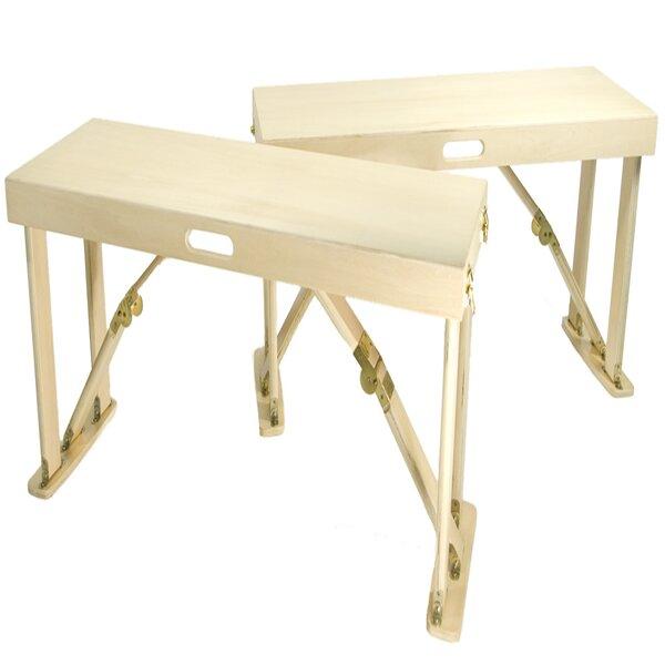 Alpharetta Portable Folding Bench by Red Barrel Studio