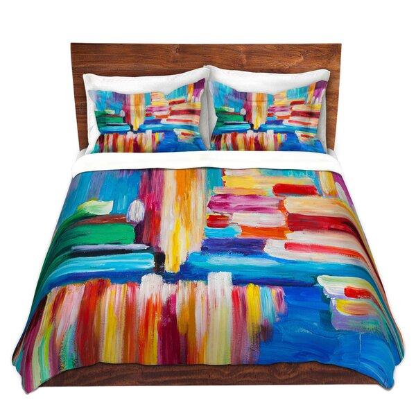 Color Stripes Duvet Cover Set
