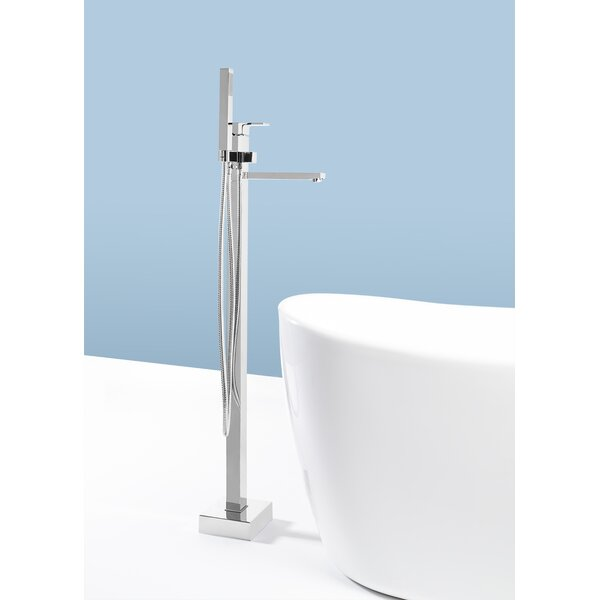 Diverter Tub and Shower Faucet with Single Handle by AKDY