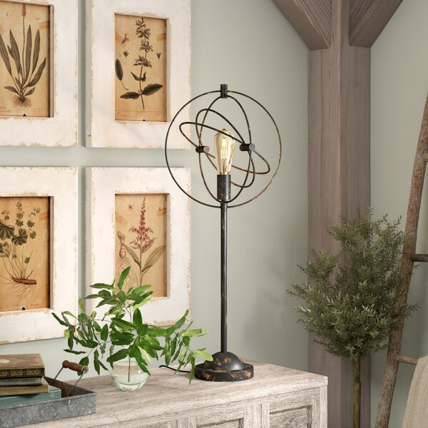 Duluth Orb 30.75 Buffet Lamp by Laurel Foundry Mod