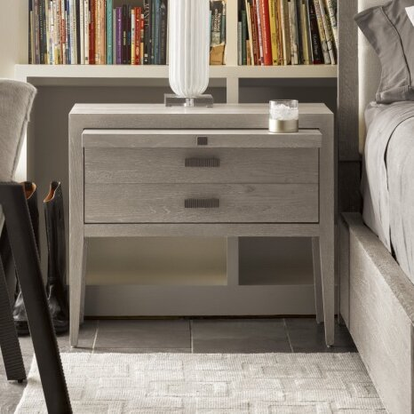 Courtney 1 Drawer Nightstand by Corrigan Studio