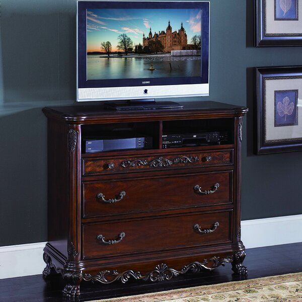 Ballam 2 Drawer Media Chest By Astoria Grand