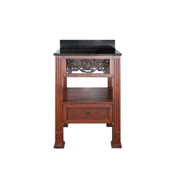 Harworth 25 Single Bathroom Vanity by Fleur De Lis Living