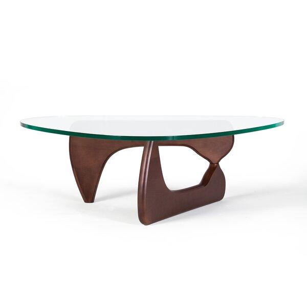 Weiss Modern Coffee Table by Corrigan Studio