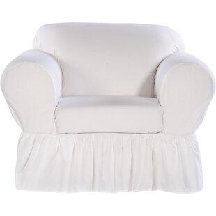 Chair Skirted Slipcover