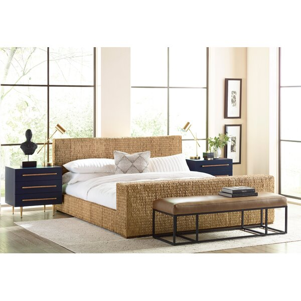 Mansell Standard Bed by Bungalow Rose