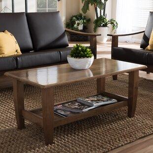 Price comparison Baxton Studio Coffee Table ByWholesale Interiors