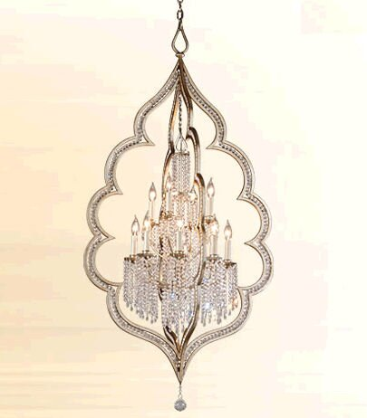 Mike 12 - Light Lantern Tiered Chandelier with Wrought Iron Accents by Rosdorf Park Rosdorf Park