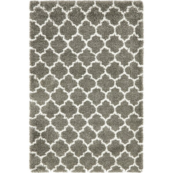 Cynthiana  Gray Area Rug by Red Barrel Studio