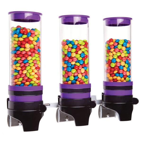 152.16 Oz. Cereal Dispenser by Cal-Mil