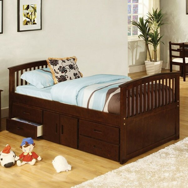 Sisemore Mission Twin Platform Bed by Harriet Bee