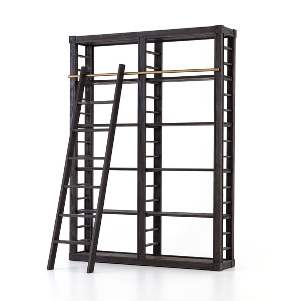 Stasia Etagere Bookcase by 17 Stories