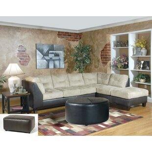 Sectional Serta Upholstery