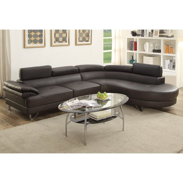 Longworth Right Hand Facing Sectional By Orren Ellis