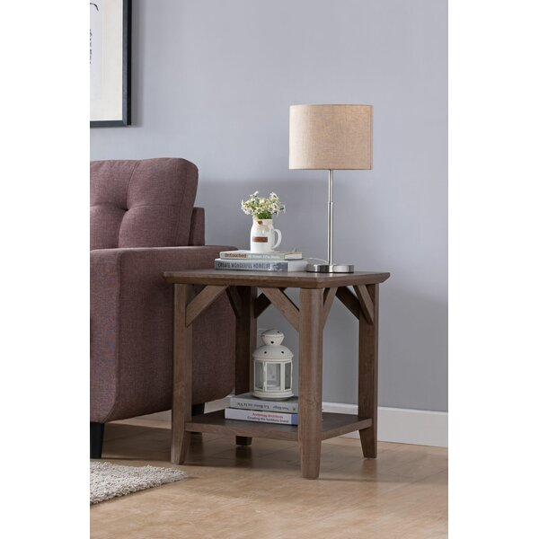 Brendon End Table Set With Storage By Gracie Oaks