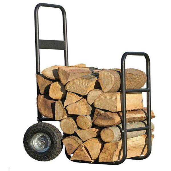 Firewood Hauler Log Rack By ShelterIt