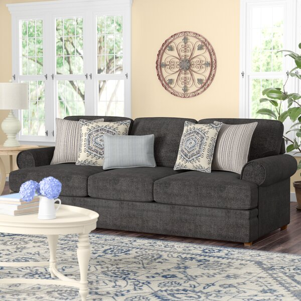 Dorothy Simmons Upholstery Sofa by Darby Home Co