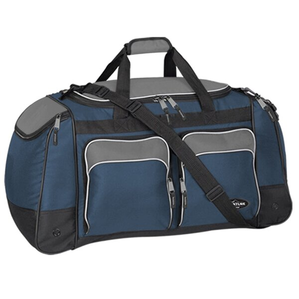 Adventurer 28 Travel Duffel by Travelers Polo & Racquet Club