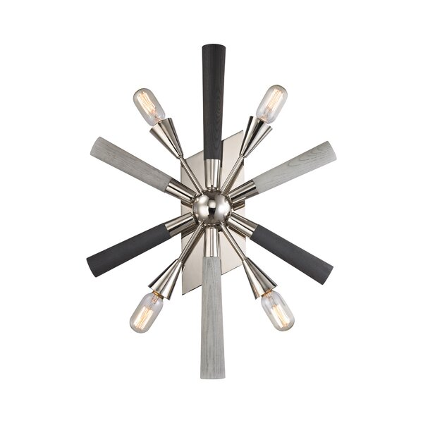Carwill 4-Light Wall Sconce by Wade Logan