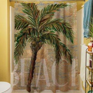 Swansea Shower Curtain ByBay Isle Home