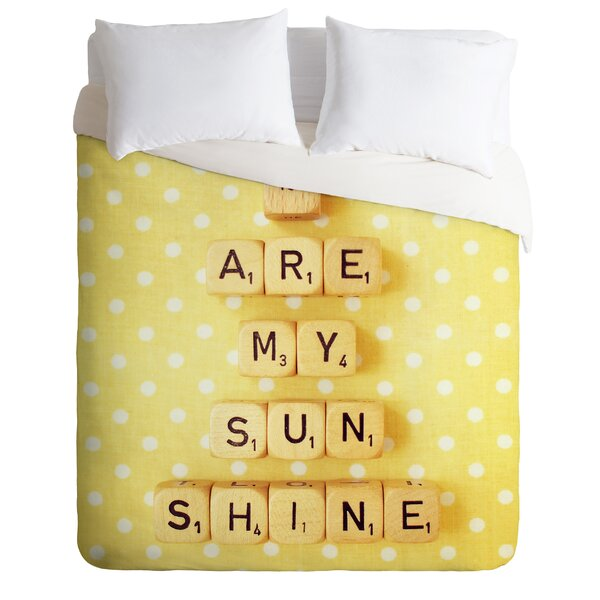 You Are My Sunshine Duvet Cover Collection