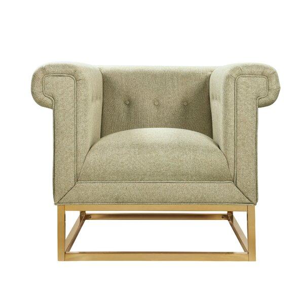 Dollman Club Chair By Everly Quinn