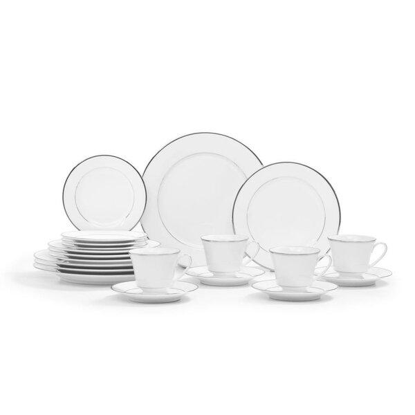 Spectrum 20 Piece Dinnerware Set, Service for 4 by Noritake