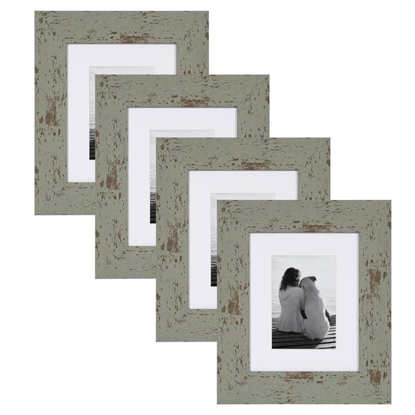 Eastman Decorative Picture Frame (Set of 4) by Rosecliff Heights