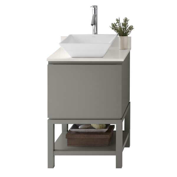 Jenna 23 Single Bathroom Vanity Set by Ronbow