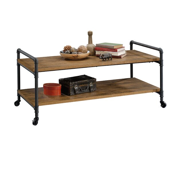 Carmelita Coffee Table With Storage By Williston Forge