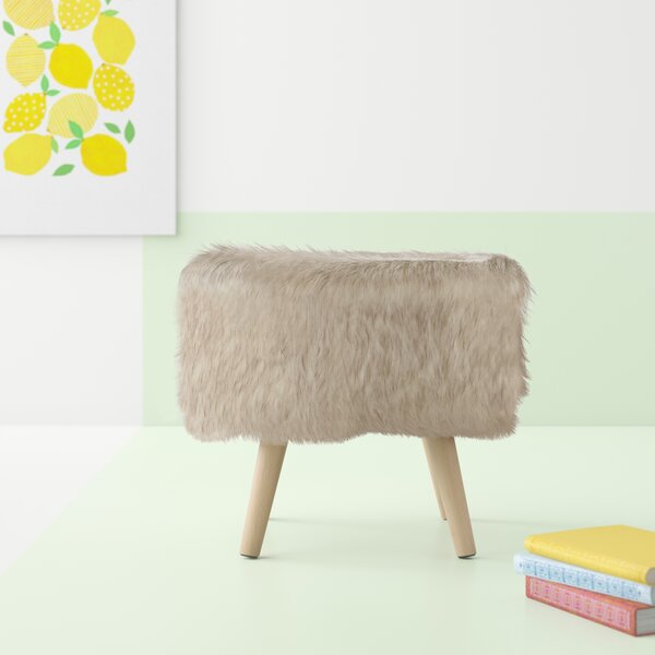 Lewin Wolf Ottoman by Hashtag Home