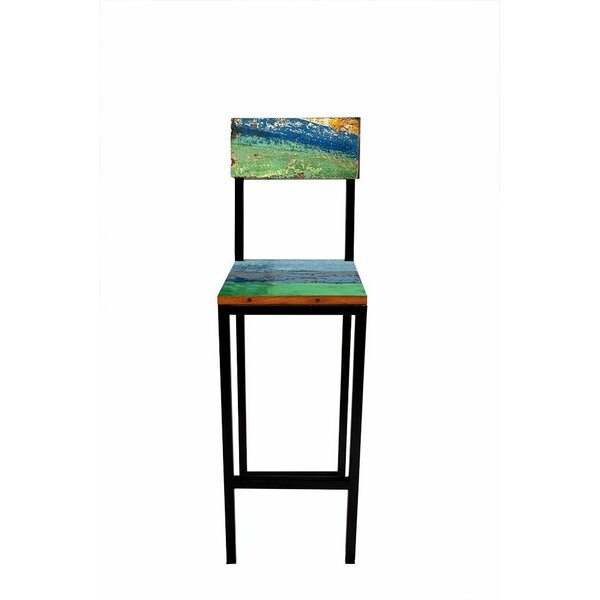 Fin and Tonic 30 Bar Stool by EcoChic Lifestyles