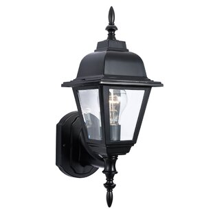 Low priced Maple Street 1-Light Outdoor Sconce By Design House