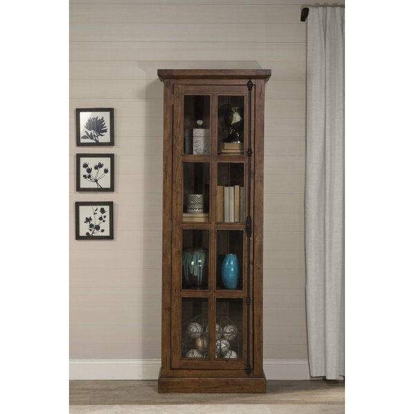 Harris 1 Door Tall Accent Cabinet by Birch Lane™ Heritage