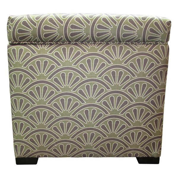 Tamara Storage Ottoman by Sole Designs