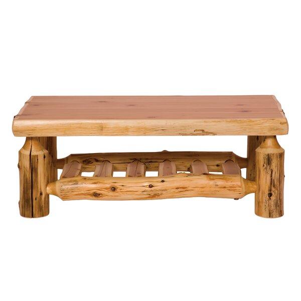 Cedar Log Fireside Lodge Coffee Tables By Fireside Lodge