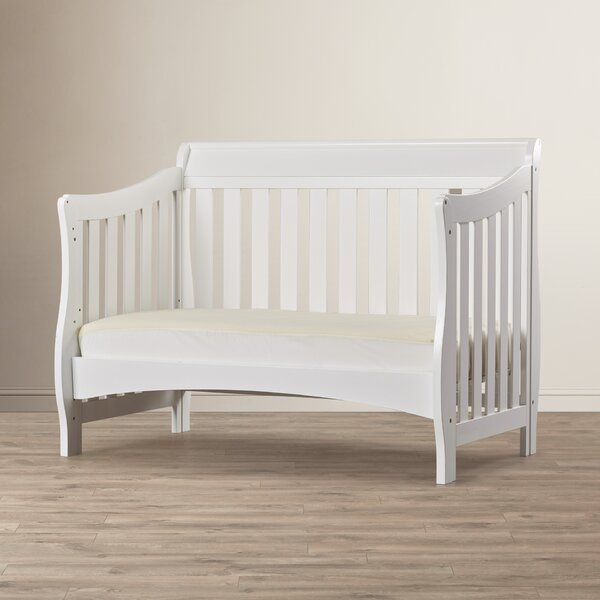 Godstowe Cotton Crib Fitted Mattress Cover by Viv + Rae