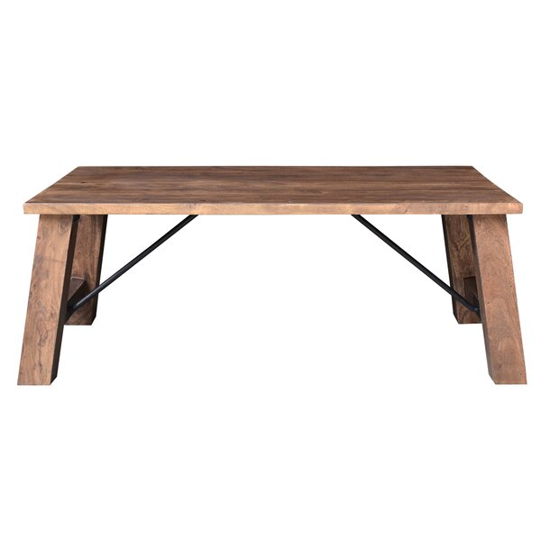 Mill Valley Solid Wood Coffee Table By Loon Peak®