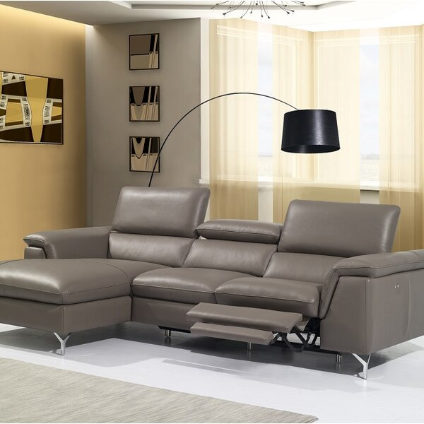Alkes Reclining Sectional by Orren Ellis