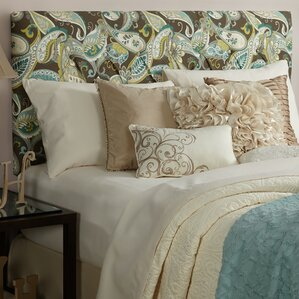 Gunnell Upholstered Panel Headboard by Red Barrel Studio